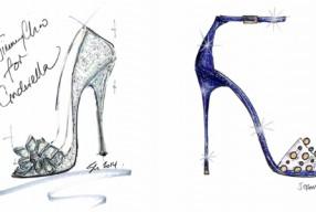 E se pudéssemos ter os sapatos da Cinderela?