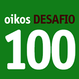 Oikos Desafio 100   vamos ajudar?